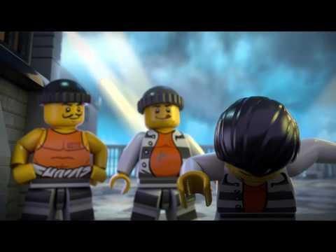 Lego City Mini Movie Museum Heist