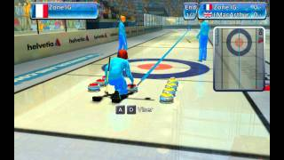 Gameplay: Winter Sports 2012