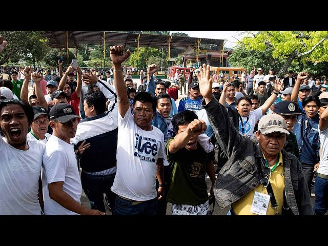 Philippines holds referendum for Muslim autonomy in troubled south