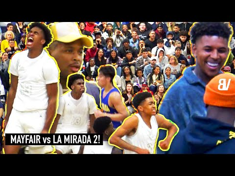 YG + Nick Young Watch JOSH CHRISTOPHER & DIOR GO OFF in WILD RIVALRY REMATCH! Mayfair VS La Mirada 2