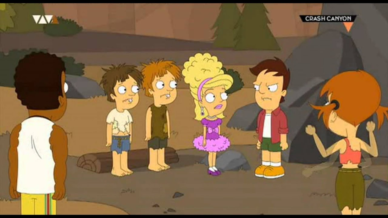 Crash Canyon Staffel 2