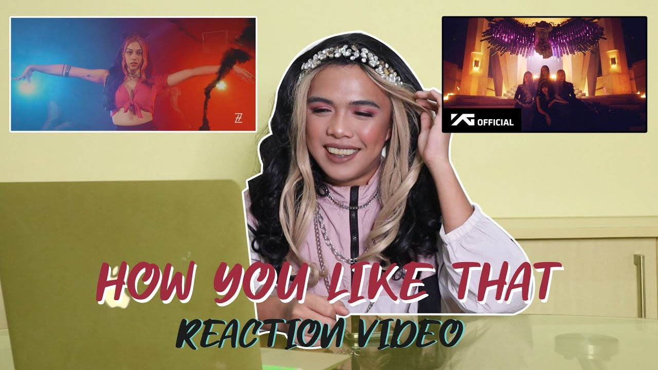 BLACK PINK - HOW YOU LIKE THAT AND ZEINAB HARAKE'S DANCE COVER REACTION VIDEO
