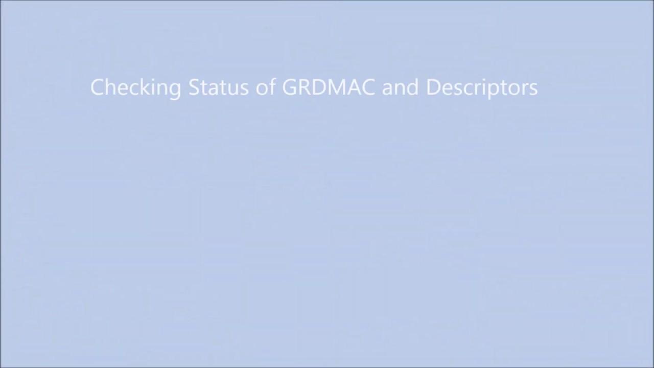 GR716 Support - dmon2