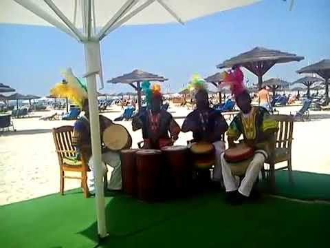Amazing African Drummers Show - Dubai Music Booking Service - Dubai Talent Bookers