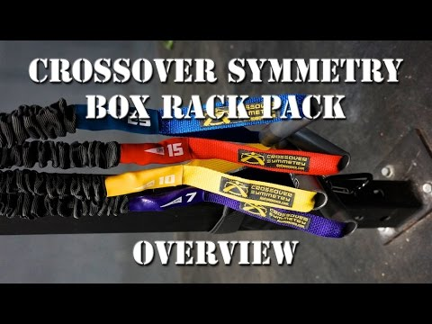 Crossover Symmetry Box Rack Pack Overview - Shoulder Mobility Health
