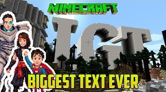 Minecraft: TINKERCAD IGT STATUE?!