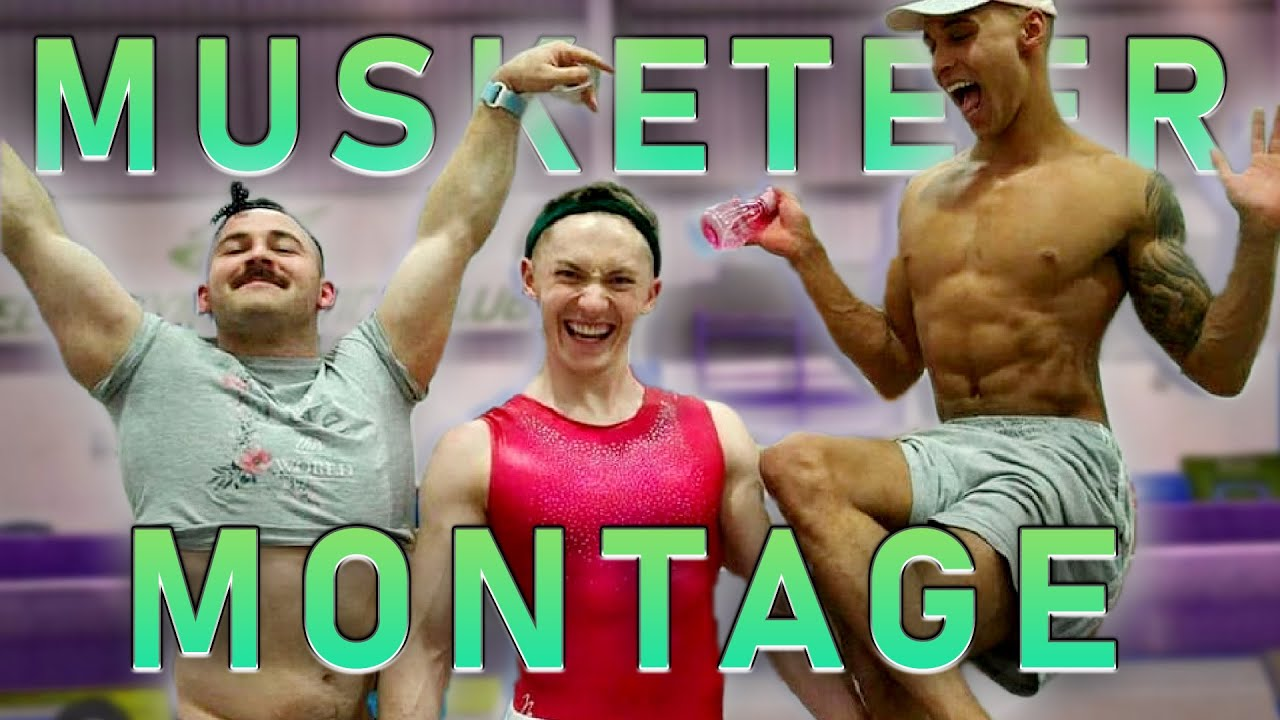The Musketeers best Youtube moments EVER !!!... Luke, Nile Wilson and Ashley Watson