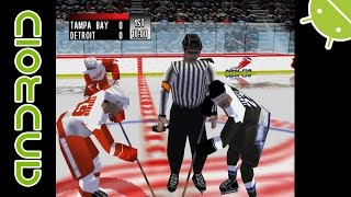 NHL Breakaway '99 | NVIDIA SHIELD Android TV | Mupen64Plus FZ Emulator [1080p] | Nintendo 64