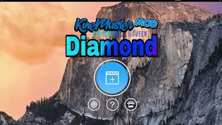 Gambar cover How to download kinemaster Diamond Mod no root