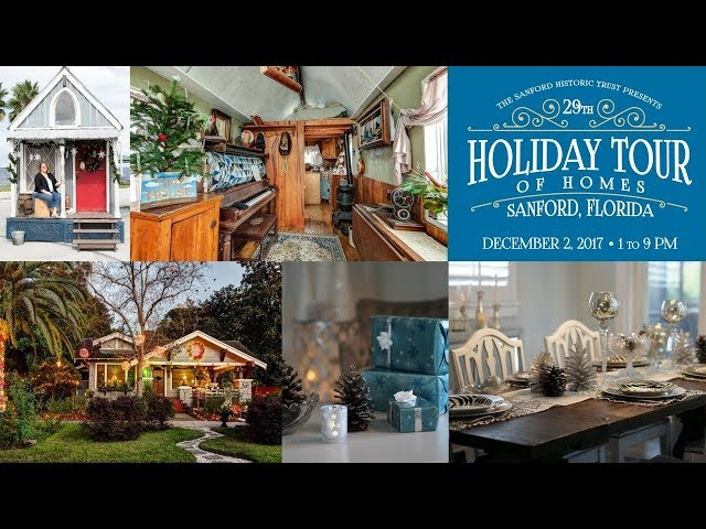 2017 Holiday Tour of Homes is December 2