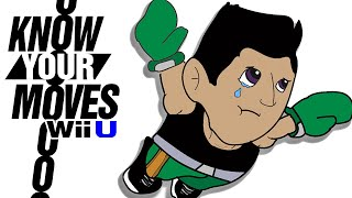 Why Little Mac SUCKS - Know Your Moves: Little Mac (Smash Bros. History and Design)