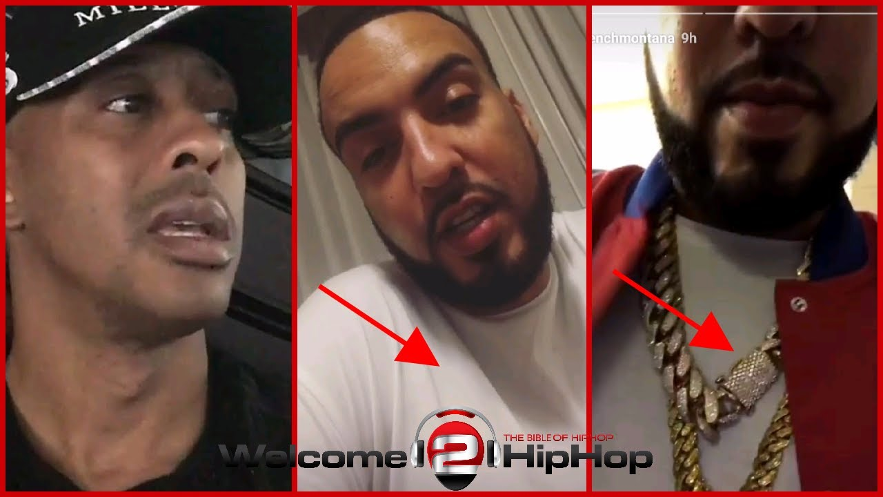 Video Surfaces of Alleged Altercation Involving French Montana