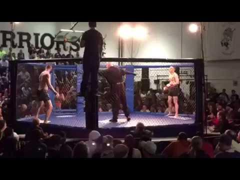 Ethan Keck vs Stephen Evans MMA