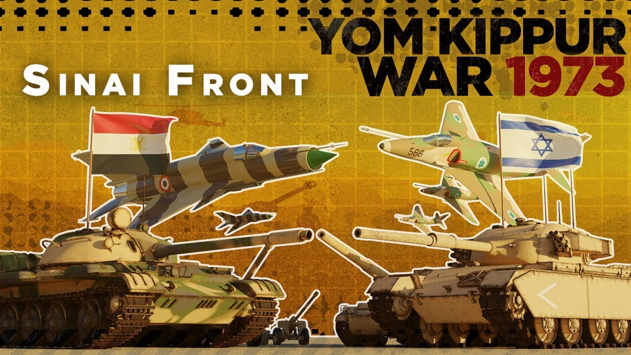 Download Yom Kippur War 1973 - Sinai Front DOCUMENTARY