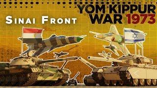 Yom Kippur War 1973 - Sinai Front DOCUMENTARY