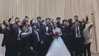 재영 유정 결혼식 _HFC 단체사진