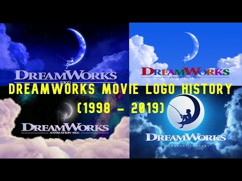 DreamWorks Animation Logo Movie History (1998 - 2019)