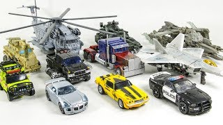 Transformers Movie 1 Autobots Decepticons all Mobilize Vehicles Transform Robots Toys