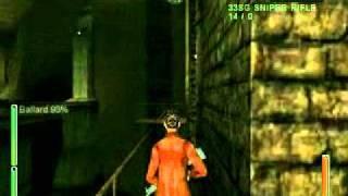 Enter The Matrix PC game ''ABYSS'' mission walkthrough