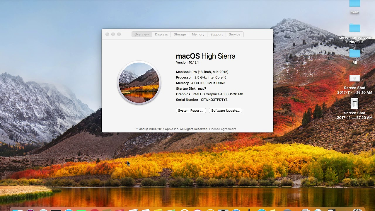 Can you upgrade from lion to high sierra