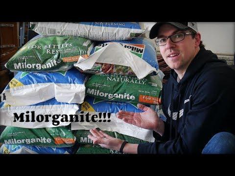 On The Hunt For Milorganite Organic Fertilizer - Mills Fleet Farm Sale