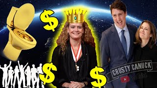 Governor General Payette's Lavish demands/ Deputy PM's Follies