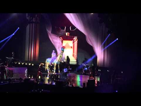 Katy Perry - Dark Horse Prismatic World Tour  in Taipei Taiwan