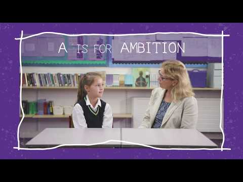 A-Z of What kids needs to learn | A | 2018