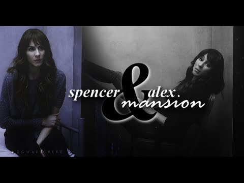 spencer and alex | mansion