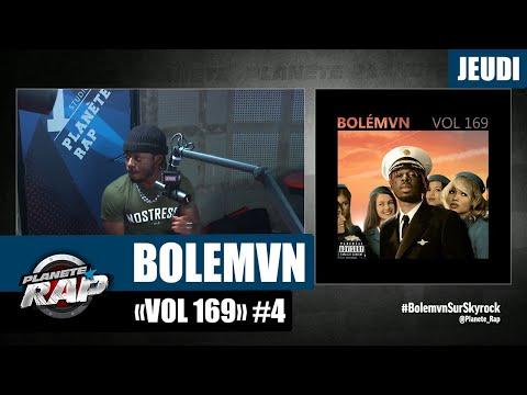 Youtube: Planète Rap – Bolémvn«Vol 169» avec Koba LaD #Jeudi