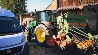 Vlog #15 Awaria i wizyta serwisu John Deere