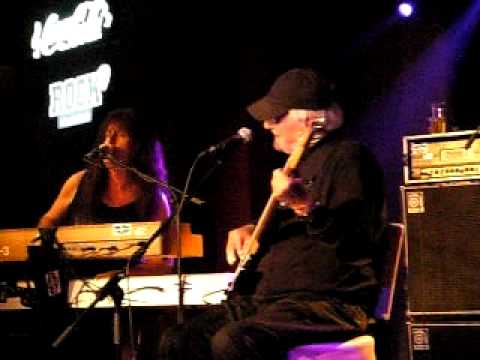 Iron Butterfly-In The Time of Our Lives live in Bucharest 2012