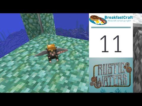 11 | Rustic Waters - Village and Warrior Rat | 1.12.2 Modded Minecraft | Breakfastcraft