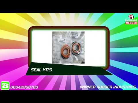 Seal Kit And Oil Seal By Winner Rubber Industries, Howrah