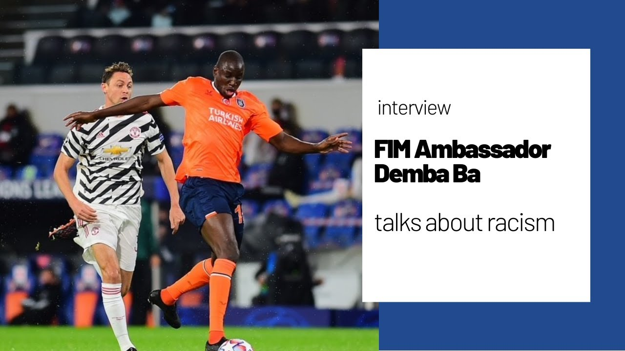 Interview Demba Ba & FIM