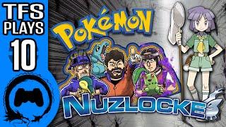 Pokemon Silver NUZLOCKE Part 10 - TFS Plays - TFS Gaming