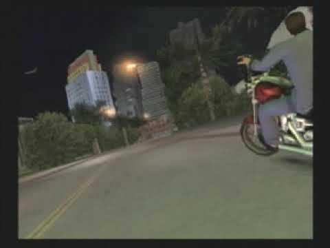 GTA Vice City Freeway Promo