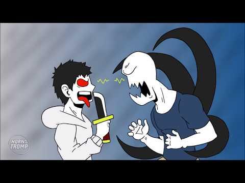 Momo, Slenderman & Jeff The Killer (Animation)