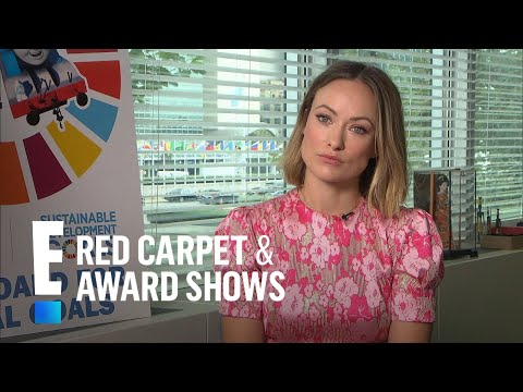Olivia Wilde Gives an Update on Kids Otis & Daisy  E! Live from the Red Carpet