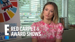 Olivia Wilde Gives an Update on Kids Otis & Daisy | E! Red Carpet & Award Shows