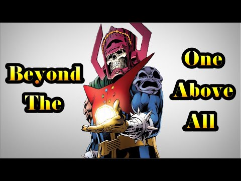Thanos New Powers: Beyond the One Above All Bruh
