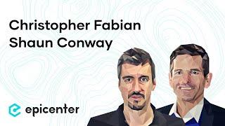 #214 Christopher Fabian & Shaun Conway: Unicef & Ixo: Towards More Transparent Humanitarian Projects