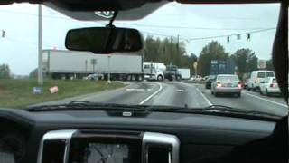 #16 of 22 2011 Ford F-150 BFT Roundup -- 2011 Dodge Ram Hemi Towing Test vs Ecoboost 3.5L Atlanta