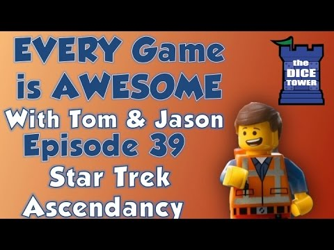 Every Game is Awesome 39: Star Trek: Ascendancy