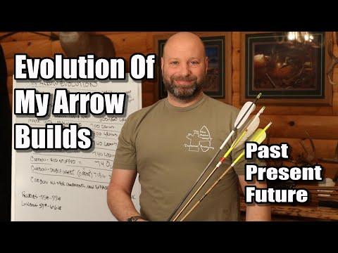My Arrow Set Ups Past Present And Future