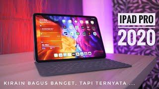 Akhirnya Punya iPad Pro 2020!