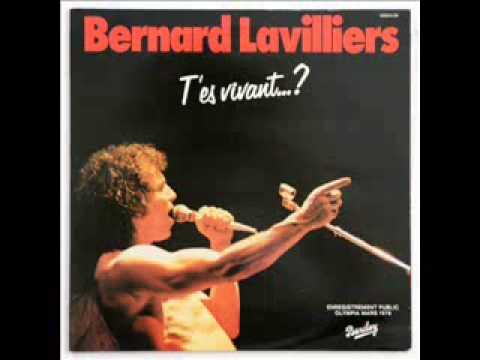 Lavilliers  - Utopia -  Live 1978