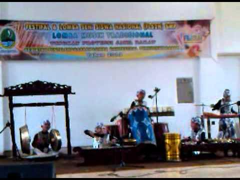 Cover Lagu FLS2N Musik Tradisional Tingkat Provinsi JABAR SMP N 1 Jampangkulon STAFABAND