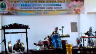 FLS2N Musik Tradisional  Tingkat Provinsi JABAR SMP N 1 Jampangkulon - Stafaband
