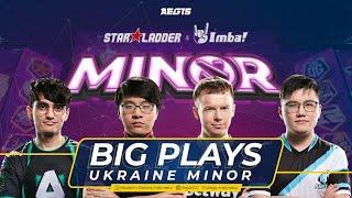 Best Plays Starladder ImbaTV Season 2: UKRAINE MINOR
